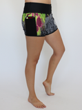 Women's Toxic Workout Shorts