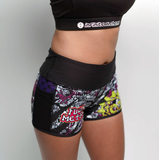 Women's Wod-ing Dead Workout Shorts