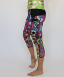Donut Dreams Workout Capris