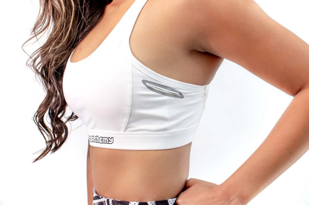 Women's Cutout Sports Bra