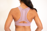 Women's Heavenly Hue Bra with Back Cutout- Assorted Colors