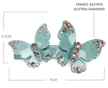 Load image into Gallery viewer, Fluttering Butterfly Barrette