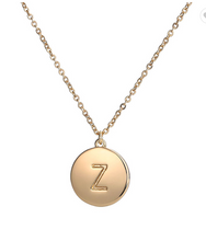 Load image into Gallery viewer, Initial ME Necklace