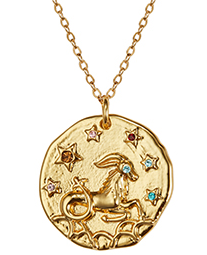 Zodiac Birthday Necklaces