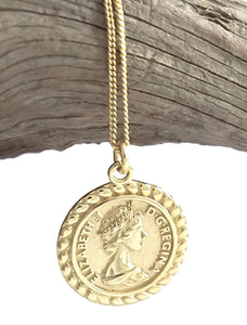 God Save The Queen Necklace