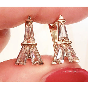 Eiffel Tower Dreams Earrings