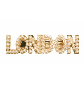 London's Calling Hair Clip