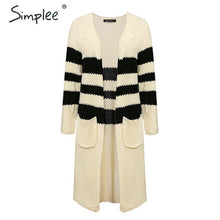 Load image into Gallery viewer, Vintage Striped Cardigan
