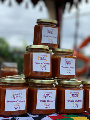 Tomato Chutney - Medium 9oz.