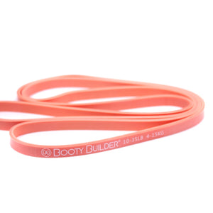 Booty Builder® Power Bands - Pink
