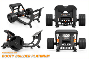 Booty Builder® Platinum