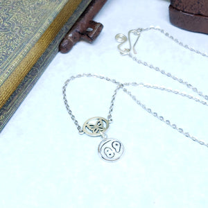 88 Butterfly Charm Necklace - The Steampunk Butterfly