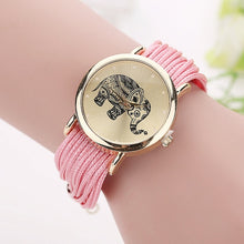 Load image into Gallery viewer, Pink Elephant Watch