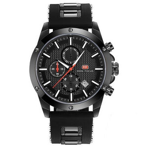 Men's Precision Watch Stealth Black