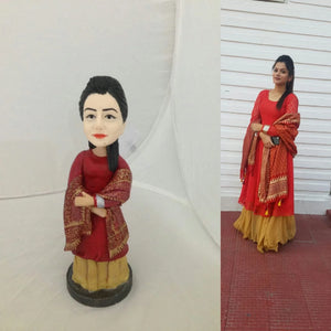 Customized Hand-Made Replica Dolls