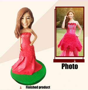 Cute Mini Custom Bobble Head India-Personalized Gifts