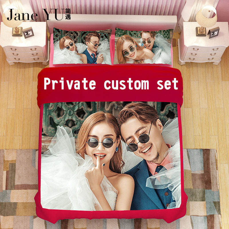 Custom bedding sets
