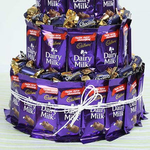 Three Layered Cadbury