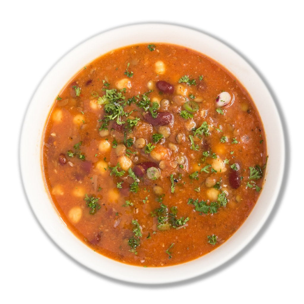 Mixed Beans Stew with Tomato Sauce (250g)