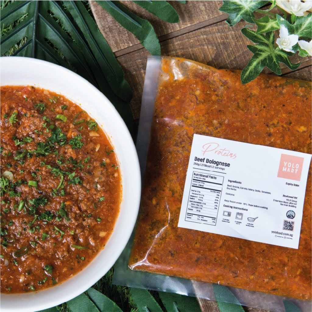Beef Bolognese (250g)
