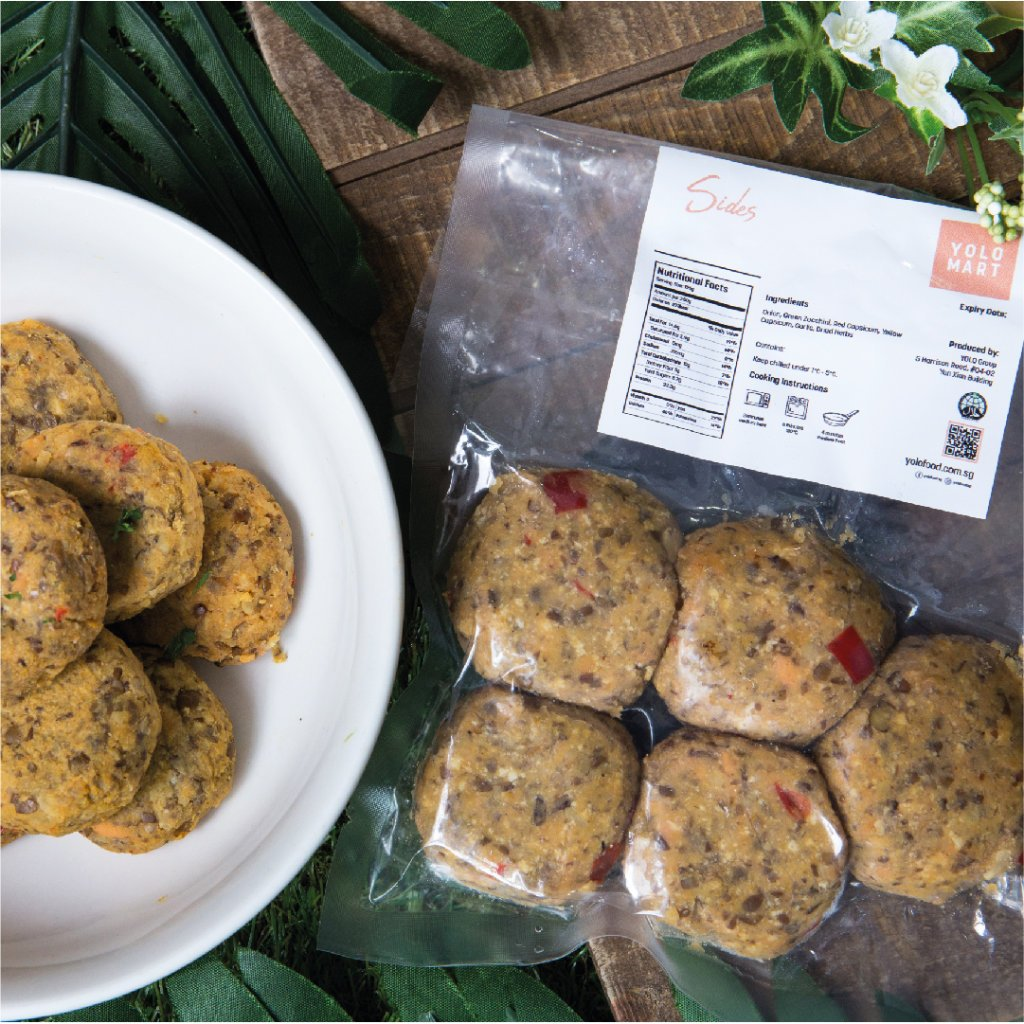 Veggie Patties (250g)