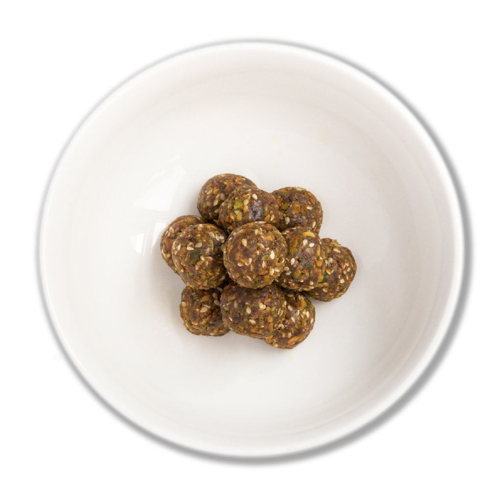Energy Bites: Pistacchios & Dates (6pcs)