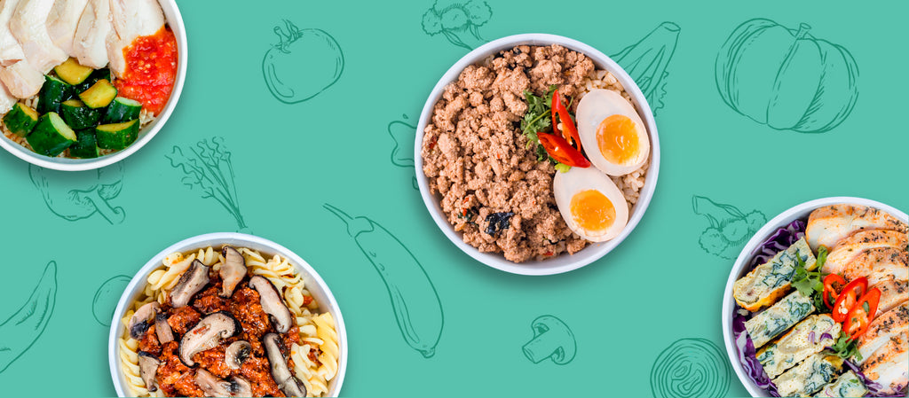 1000kCal 5 Days Free (November 2019 Promotion)