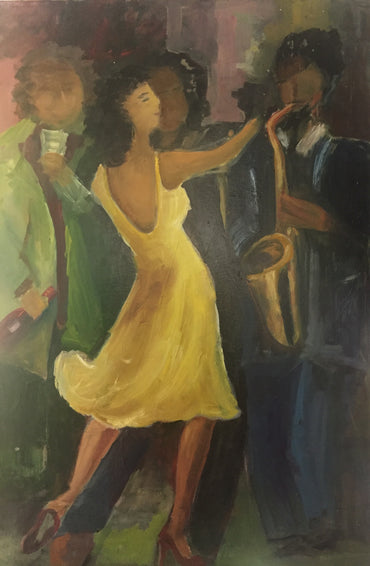 DANCING IN YELLOW