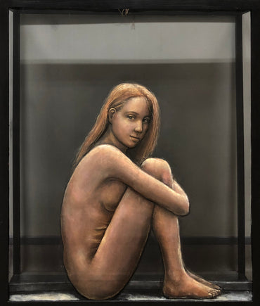 FIGURE IN WINDOW