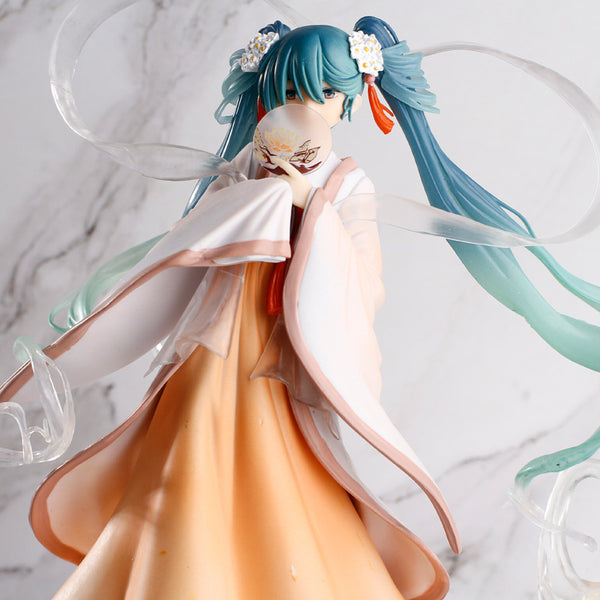 Character Vocal Series 01: Hatsune Miku (Harvest Moon Version) 1:8 Scale PVC Vinyl Figure