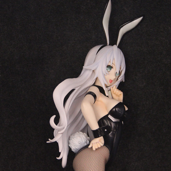 FREEing Hyperdimension Neptunia: Black Heart (Bunny Version) 1: 4 Scale PVC Figure