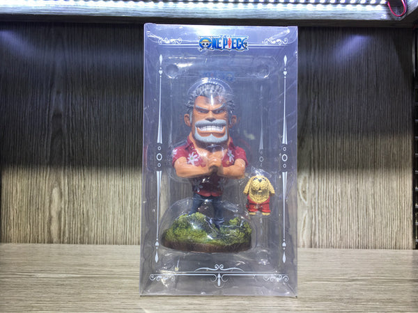 One Piece Grandline Men Monkey D. GARP Hawaii Figure