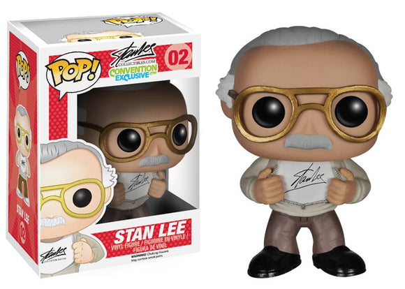 Funko Pop Stan Lee Figures #02