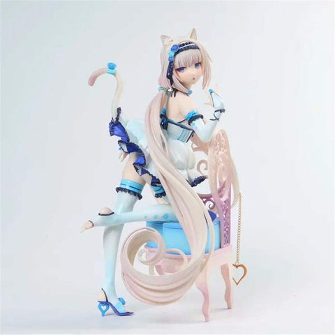 NEKOPARA-Vanilla Chair Action Figure Beautiful Girl