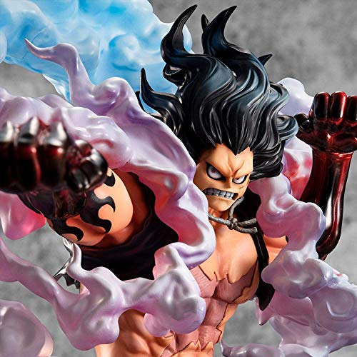 Onepiece Portrait of Pirates: Sa-Max Luffy Snake Man PVC Figure