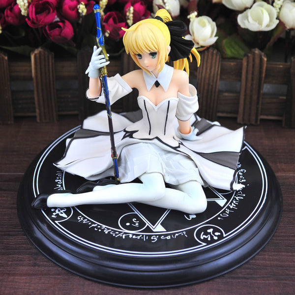 Fate/stay night: Saber Lily PVC Figure (1:7 Scale)