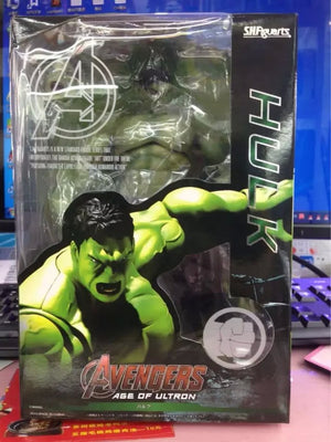 "S.h.figuarts Hulk ""The Avengers: Age of Ultron"""