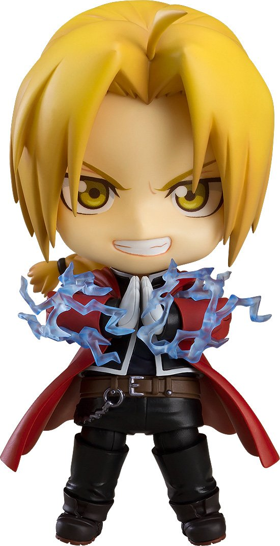 Full Metal Alchemist: Edward Elric Nendoroid Action Figure