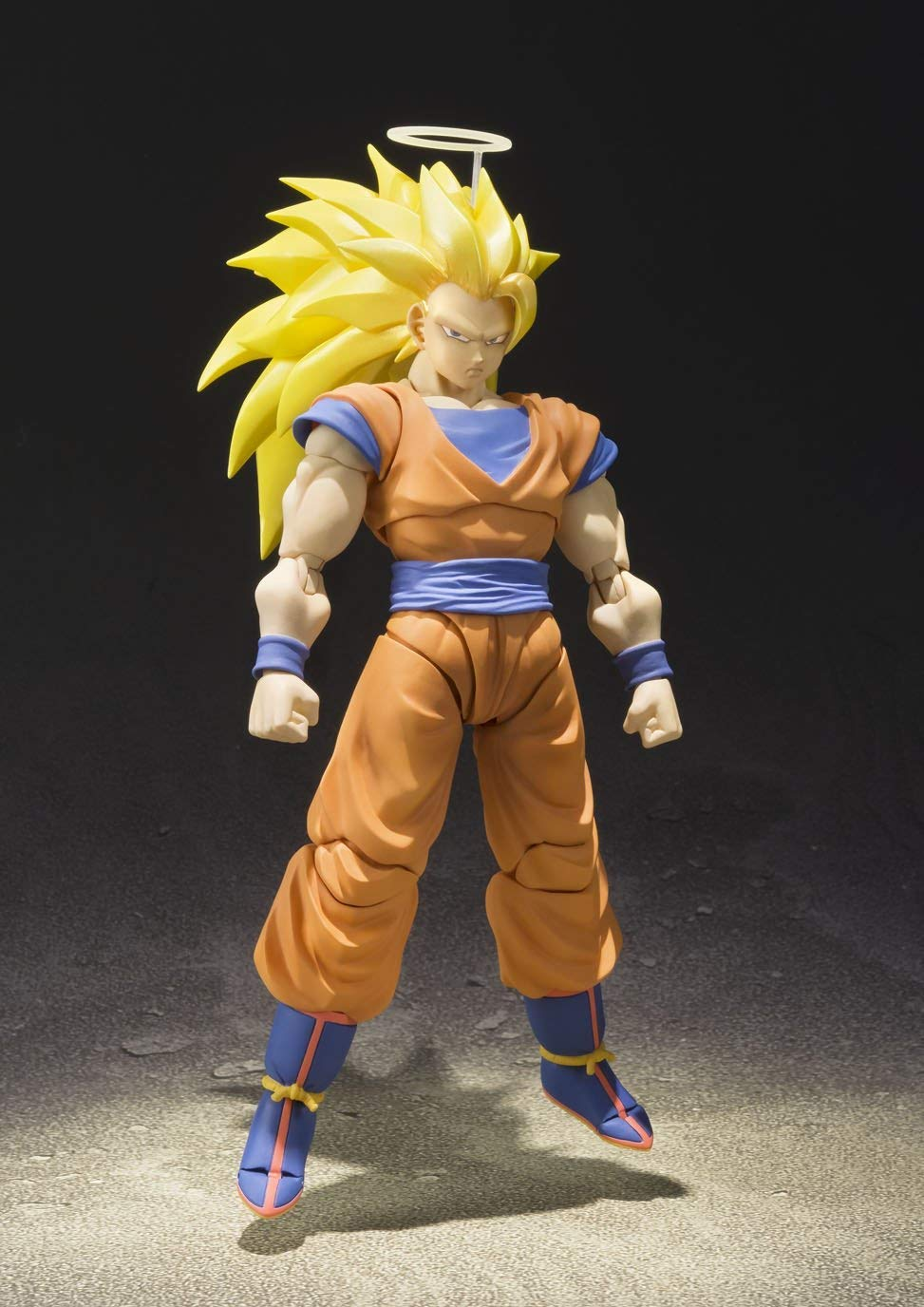S.H. Figuarts Super Saiyan 3 Son Goku Dragon Ball Z Action Figure