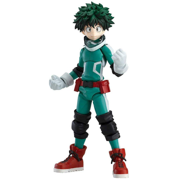 My Hero Academia Midoriya Izuku Deku Action Figure Nendoroid: Hero`s Edition