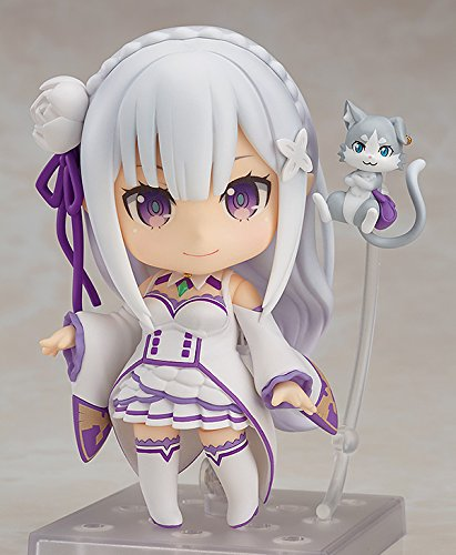 Re: Zero - Starting Life in Another World: Emilia Nendoroid