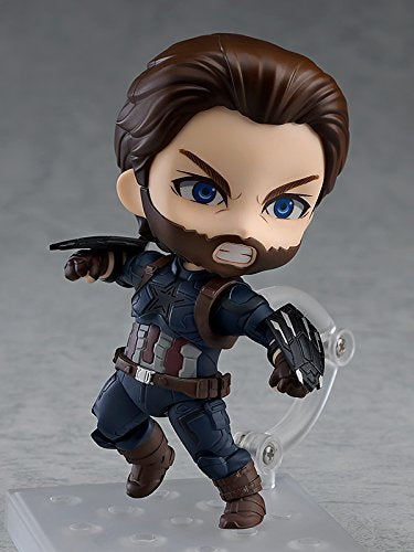 Nendoroid Avengers Infinity War Captain America (Infinity Edition) Action Figure