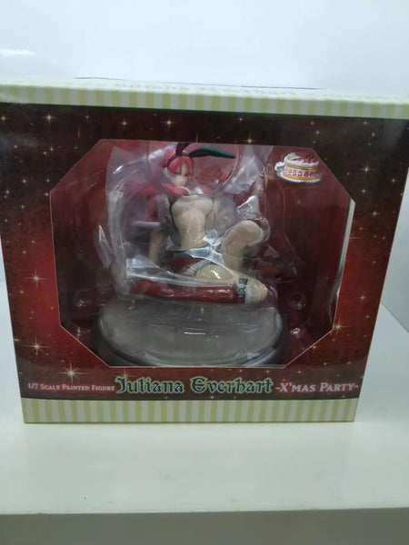Selvaria Bles Christmas installe Action Figure Toys Doll