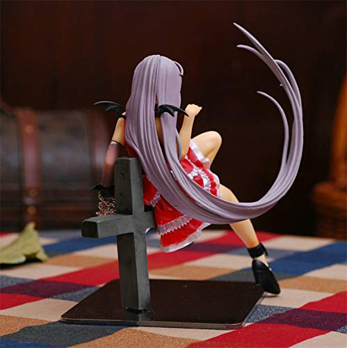 Rosario Vampire: Moka Akashiya PVC Figure (Awakened Version) (1:8 Scale)