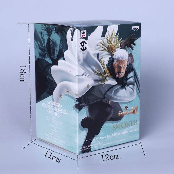 SCultures Big Zoukeiou 6 Vol.5 Smoker Action Figure