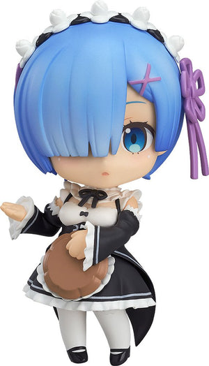 Starting Life in Another World: Rem Nendoroid Action Figure
