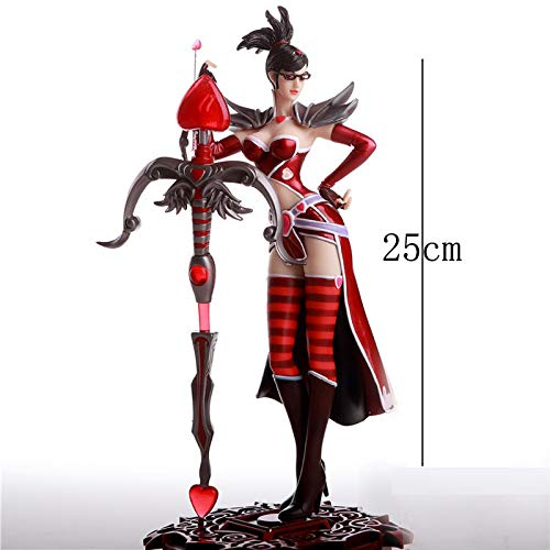 League of Legends Night Hunter VN Statue Decoration/Gifts/Collections/Arts Festival Gifts Adult Children's Toys 25cm Anime Toys