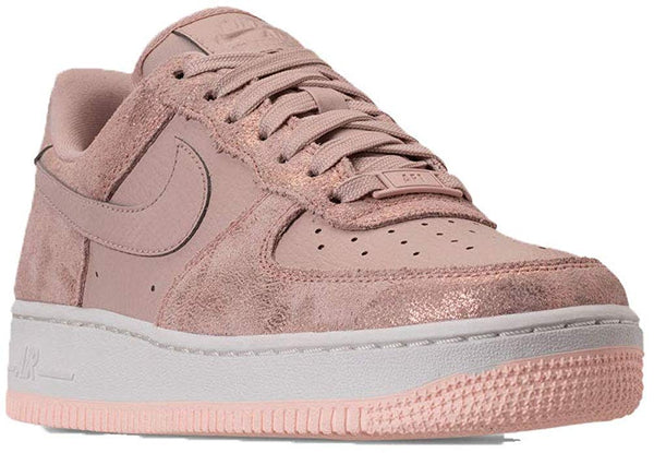 Nike Women's Air Force 1 '07 PRM Metallic Red Bronze/Crimson Tint/Particle Beige