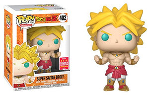 Pop Dragon Ball Z Super Saiyan Broly 2018 Summer Convention Exclusive