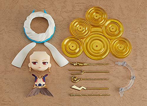 Fate/Grand Order, Caster/Gilgamesh, Ascension Version, Nendoroid Action Figure